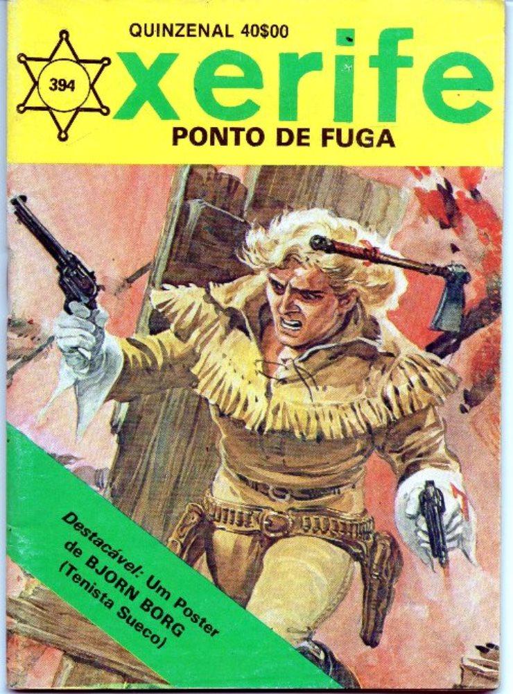 KIT CARSON - 32 . PONTO DE FUGA