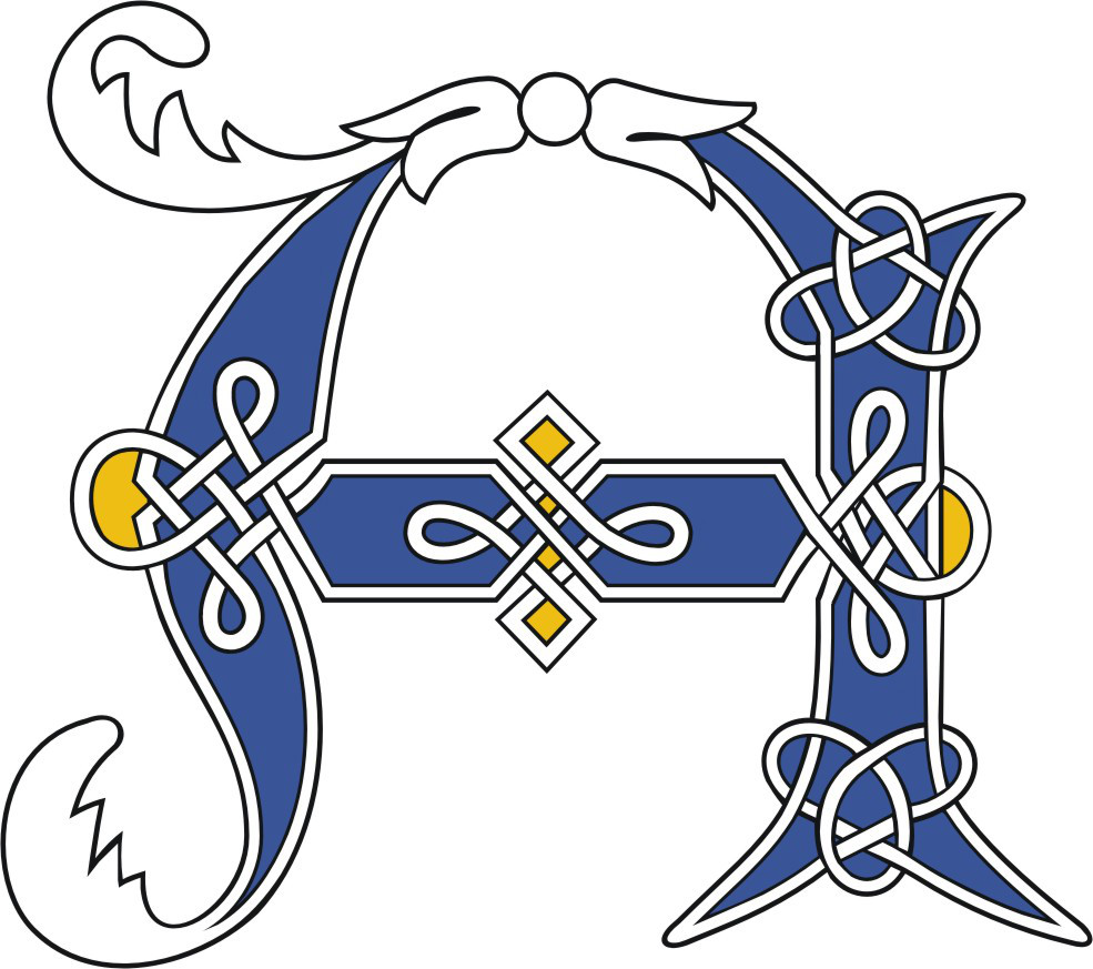 letra celta