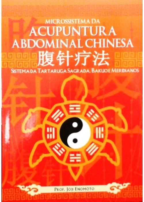 livro acupuntura abdominal chinesa joji enomoto