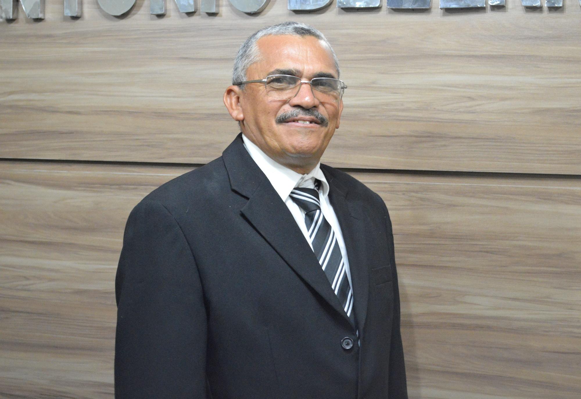 VEREADOR JOÃO QUEBRADO - VICE-PRESIDENTE