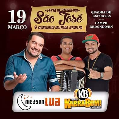 FESTA DO PADROEIRO SÃO JOSÉ - MALHADA VERMELHA