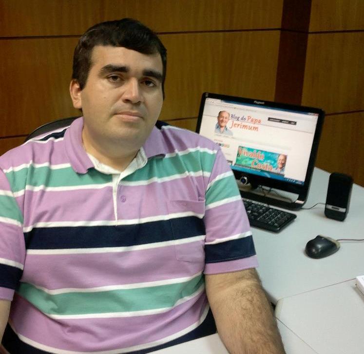 MARCOS ALEXANDRE - SECRETÁRIO DE ADMINISTRAÇÃO