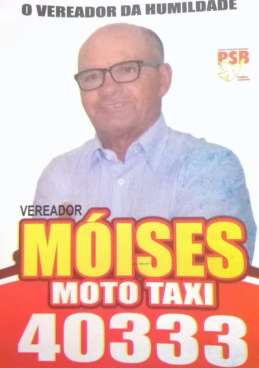 MOISÉS REINALDO
