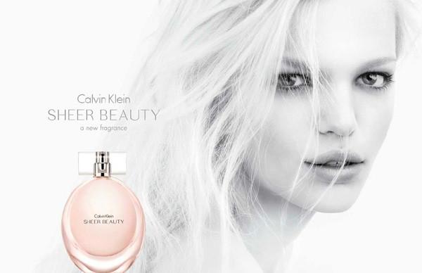 Sheer Beauty Calvin Clein