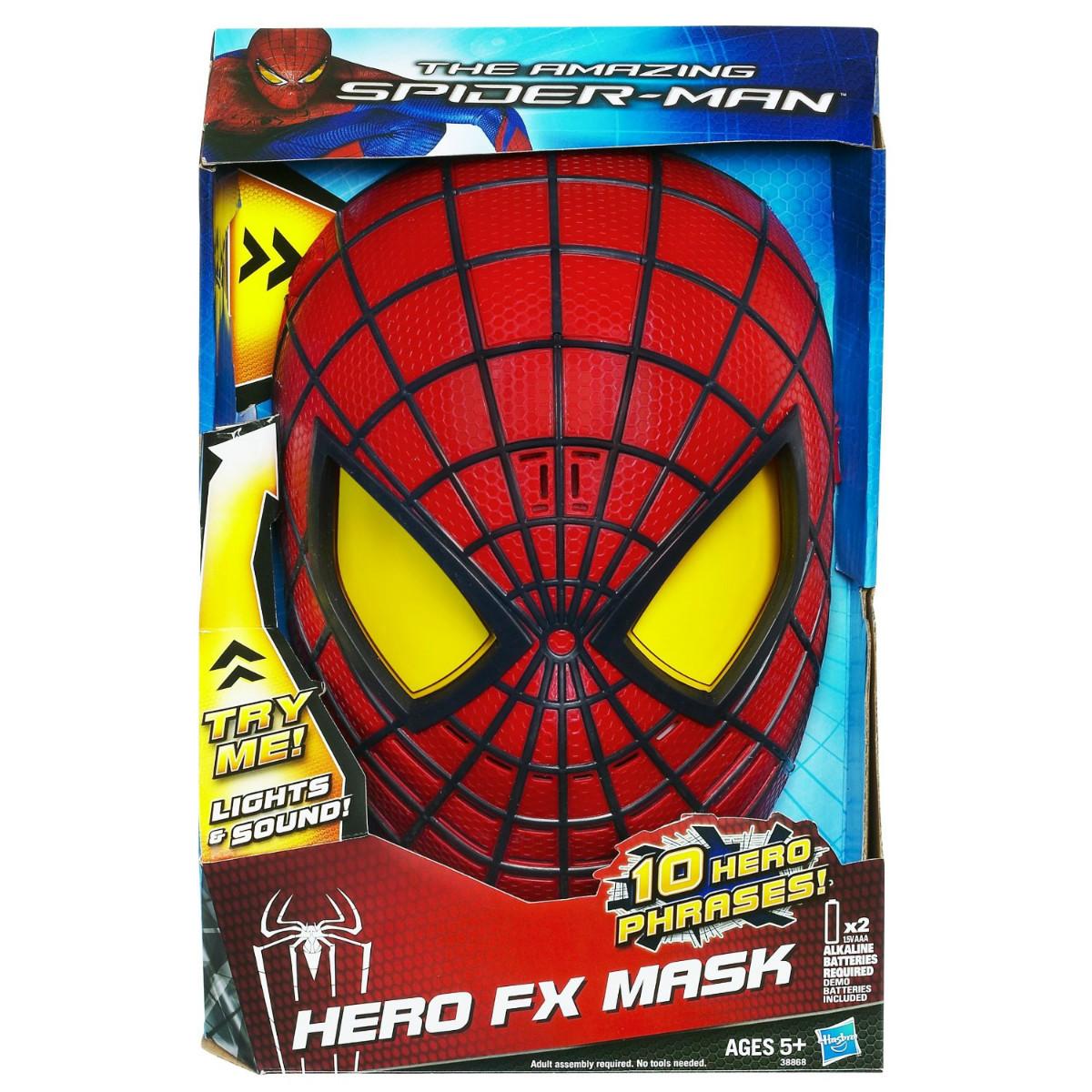 Mask Spider