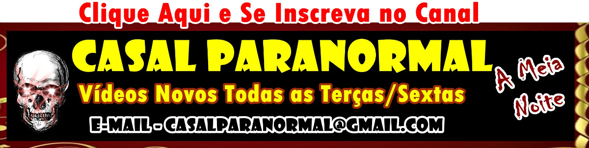 casal paranormal youtube