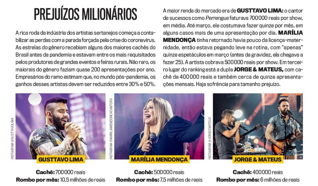 Revista VEJA - 27/05/2020!!!