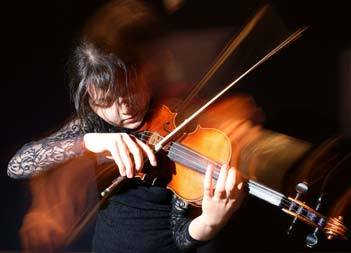 Sublime sinfonia - Violino