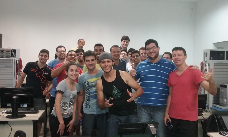 Amigos - Fatec 2015