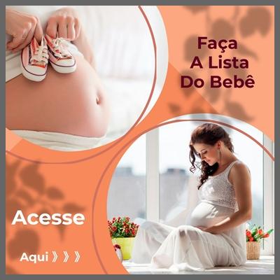 Lista do Bebê FAÇA A SUA NA AMAZON