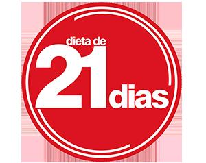 Emagreça com a dieta de 21 dias!