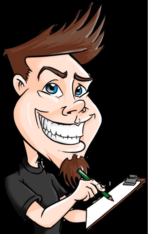 Como transformar uma foto em caricatura online 64