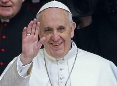 O Papa Francisco I - Essa simpatia e transparência