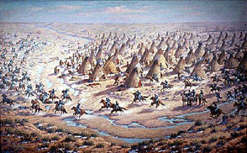 massacre de Sand Creek