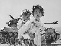 coreia do norte invadida