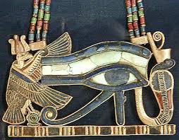 Deusa Abutre - egípcia - notar semelhança da arca