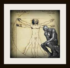 Humanismo - O homem diluviano - Leonardo Da Vinci