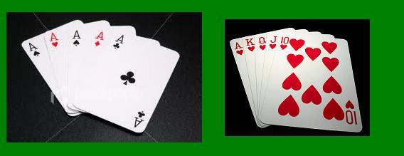 economia - um jogo de poquer