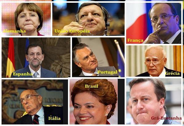 Dilma não deve ter ideia do que é esta crise