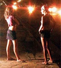 Prostituição infantil - Uma praga
