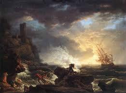 Tempestades fazem a história da humanidade