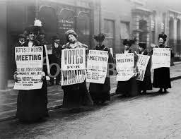 Votos para as mulheres - Londres