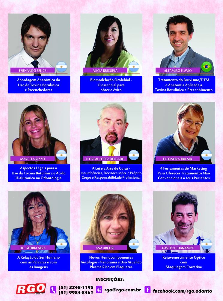 CONTOX (Congresso Brasileiro de Toxina Botulínica e Preenchimento na Odontologia)