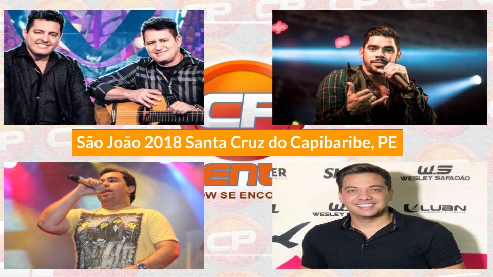 São João 2018 Santa Cruz-PE
