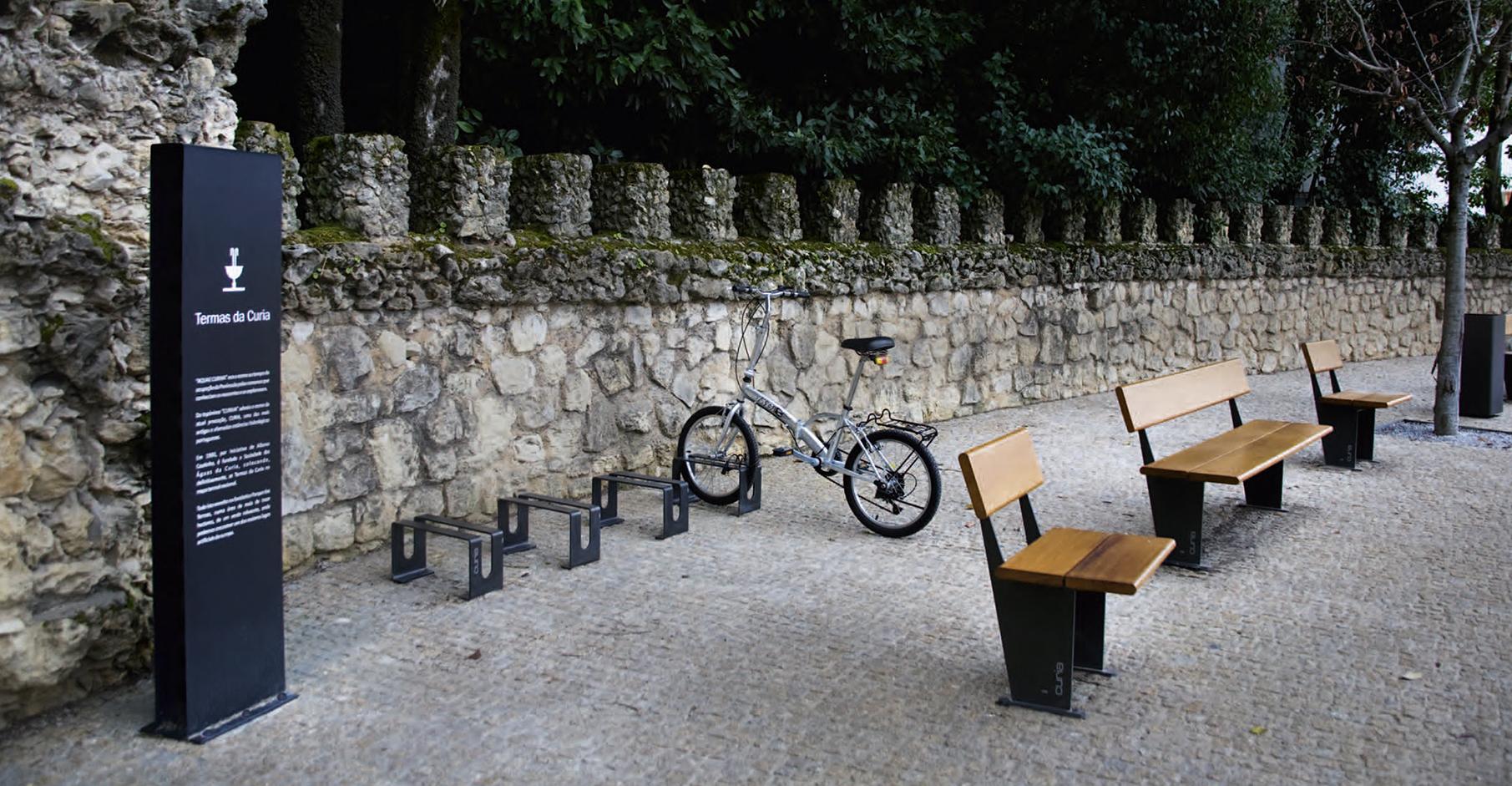 Mobiliário Urbano/Exterior