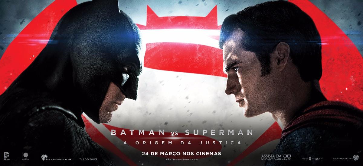 Batman Vs Superman A Origem Da Justica