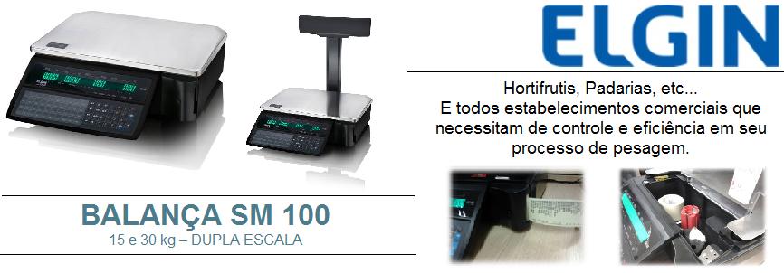 Balança SM100