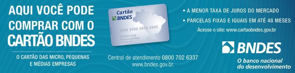 Cartão BNDES.