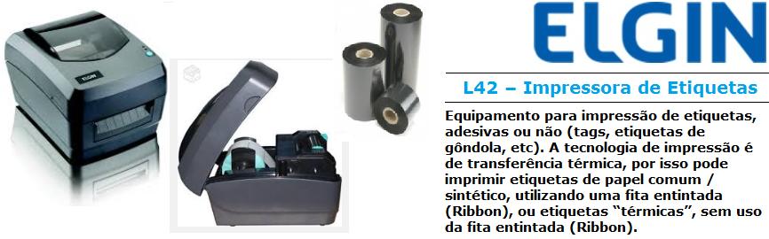 Impressora L42