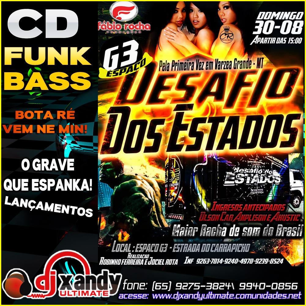 cd power festcar funk bass 2014 dj xandy ultimate