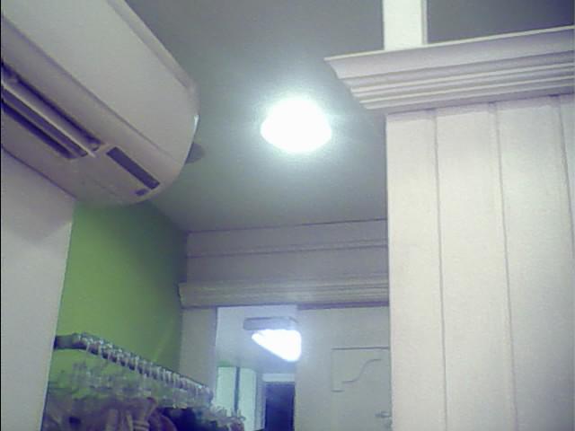 iluminação de loja
