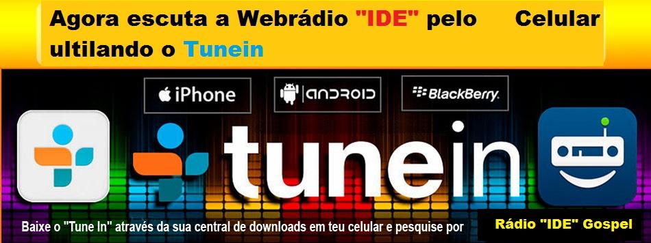 Ouça na Plataforma iOS AQUI!!!