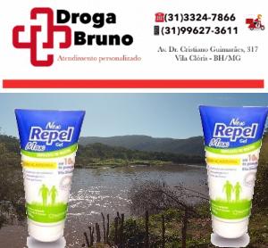 Repelente icaridina drogaria Bruno