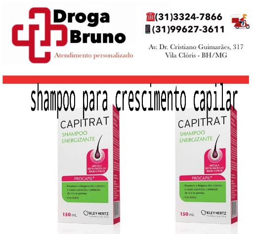 Capitrat shampoo