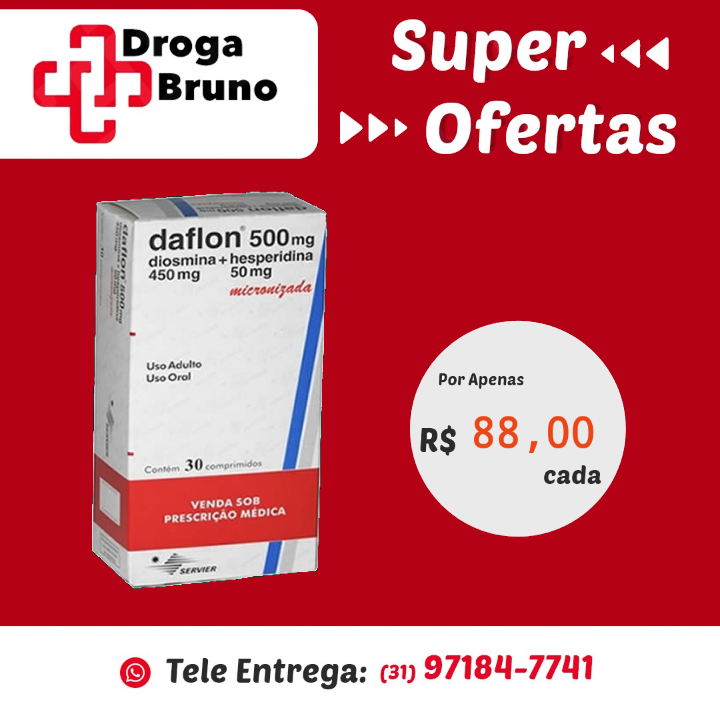 Daflon preço bula pdf