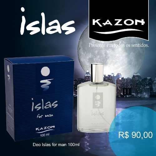 kazon islas