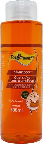 SHAMPOO MANDIOCA