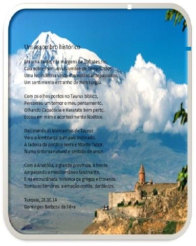 Poesia escrita sobre o Monte Taurus