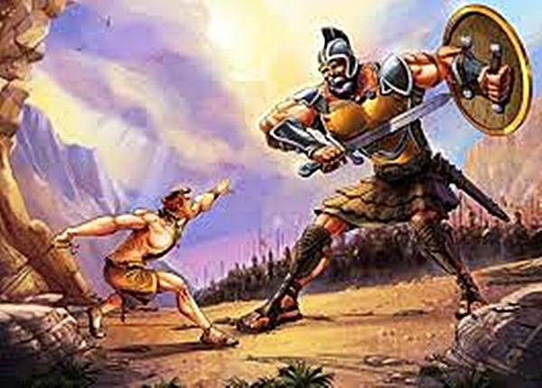 Davi vence Golias