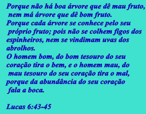 lucas 6:43-45