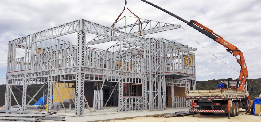 Light Steel Framing Custo Metro Quadrado
