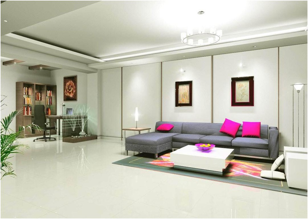 Tectos Falsos Para Sala 25 Modelos Modernos 2017 -> Estante Gesso Sala Tv