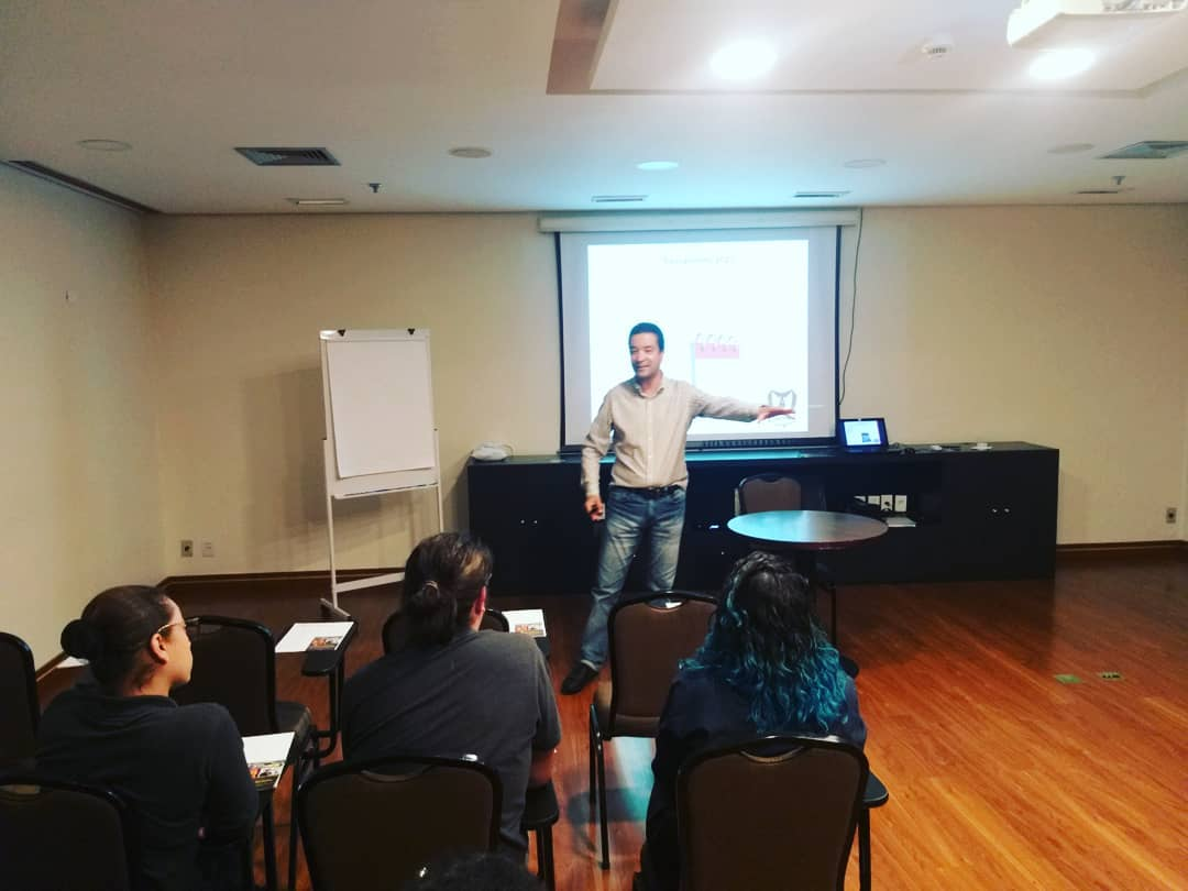 Palestras e Workshop