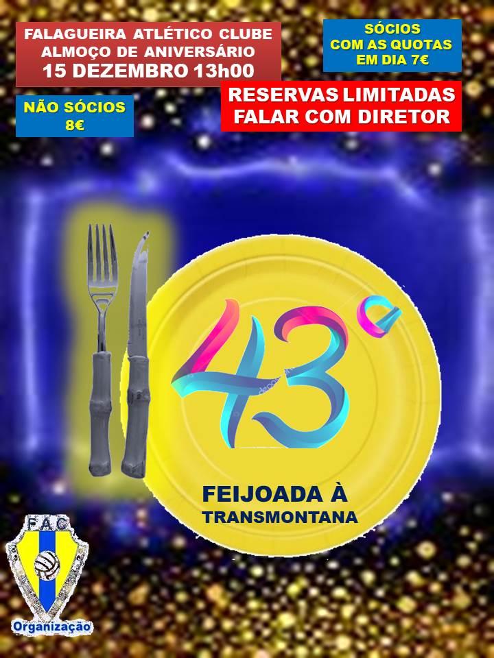 43º aniversario