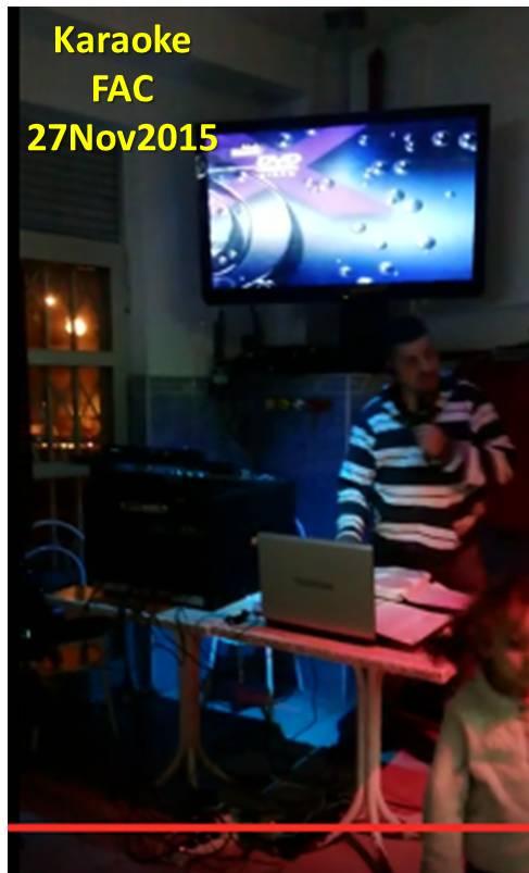 FAC Karaoke27Nov2015