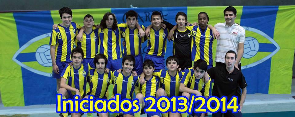 iniciados 2013/14